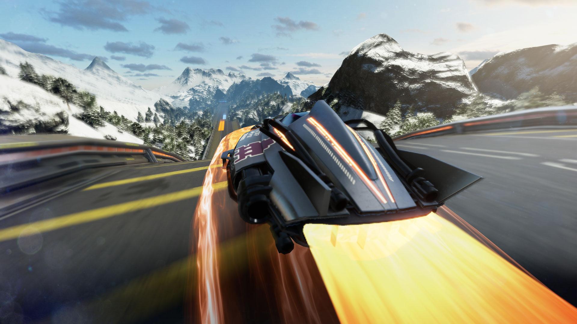 Resultado de imagen de fast racing neo